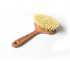 Dry Body Brush with Long Cactus Bristles & Handle