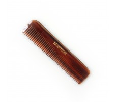Pocket Hair Comb (Coarse/Fine Tooth)