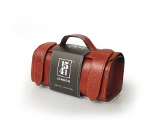 Small Barrel Washbag (Tan Brown)