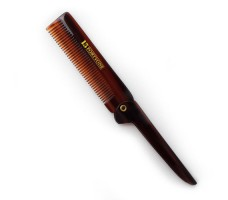 Folding Pocket Hair & Beard Comb